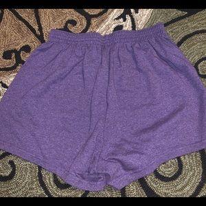 Soffe running shorts